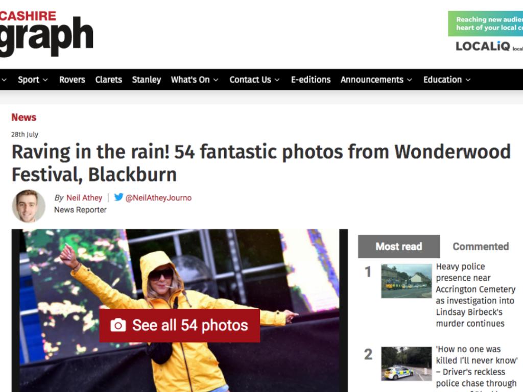 54 fantastic photos from Wonderwood Festival
