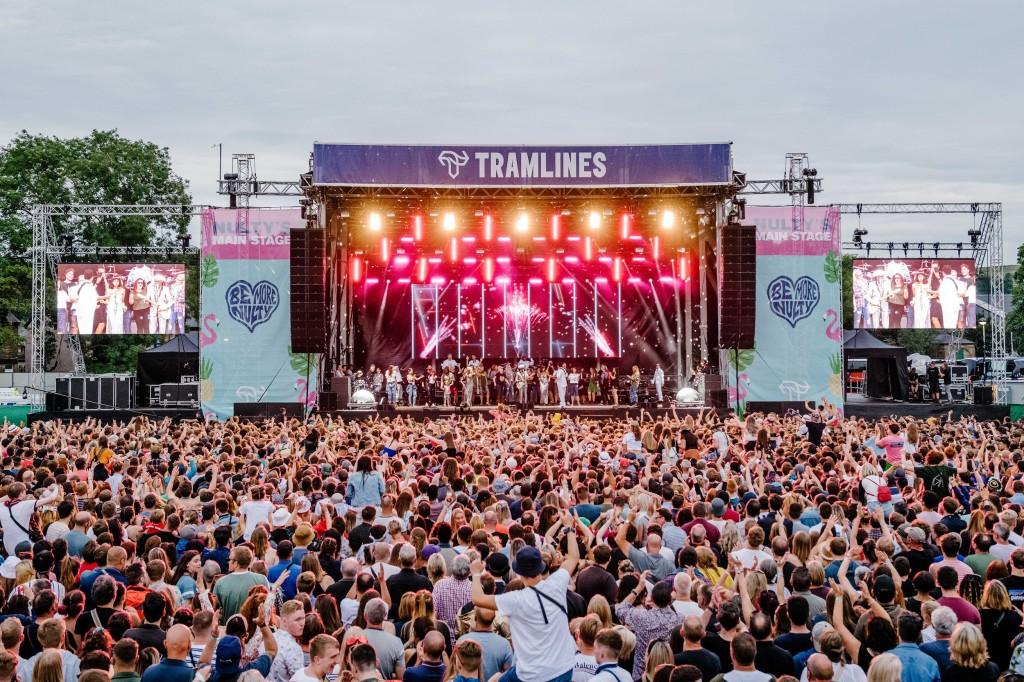 Credit: Tramlines - FANATIC - Joshua Atkins